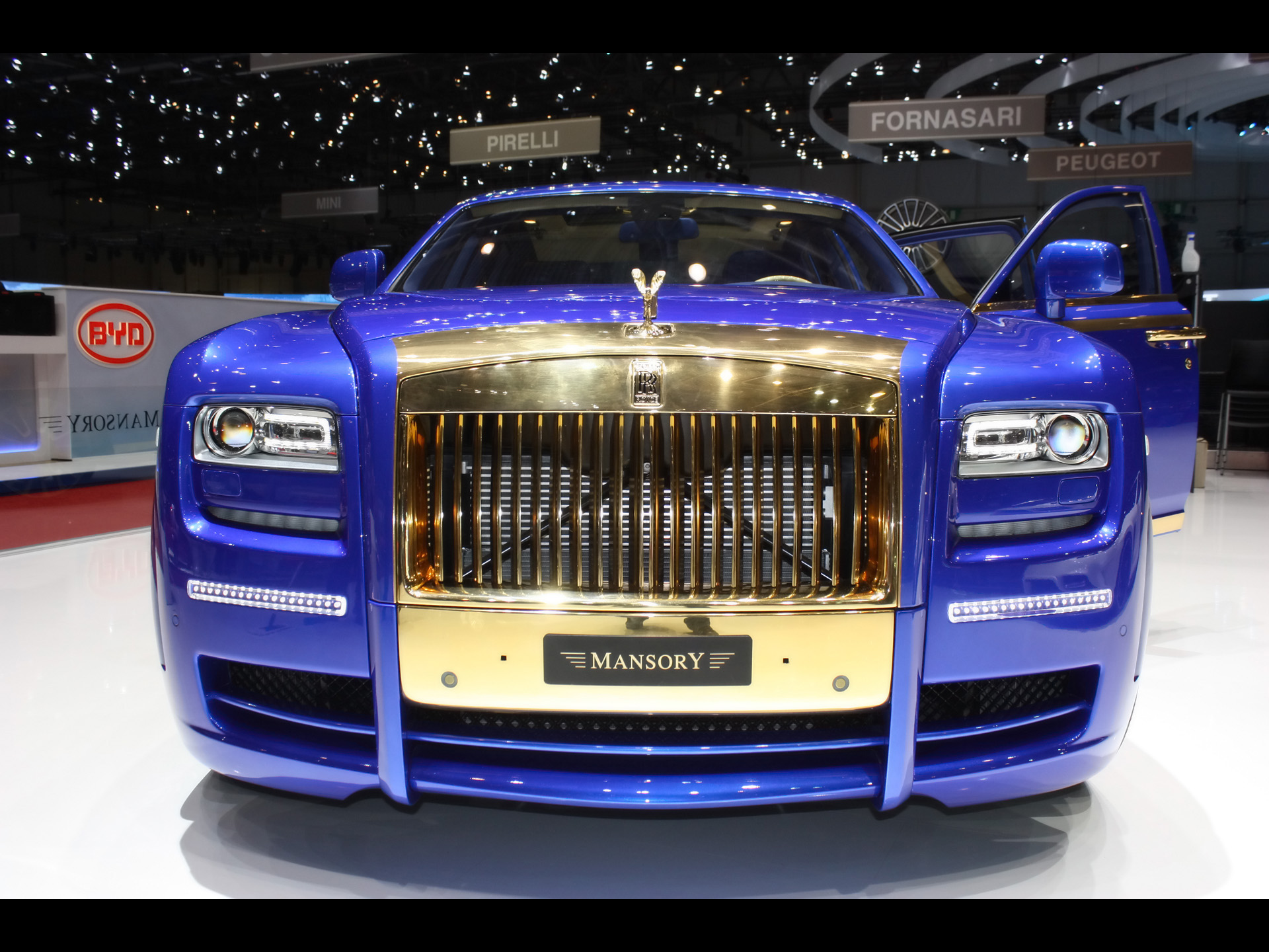 Mansory ghost photo - 4