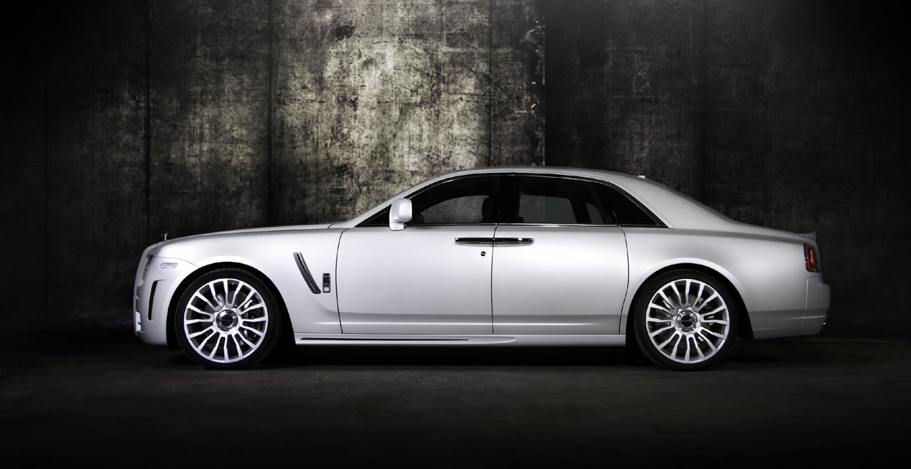 Mansory phantom photo - 2
