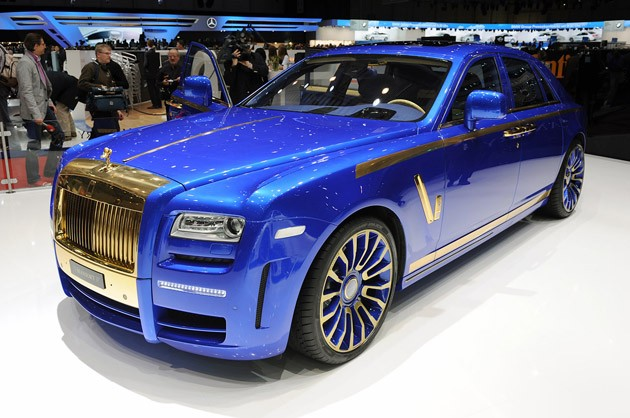 Mansory phantom photo - 3