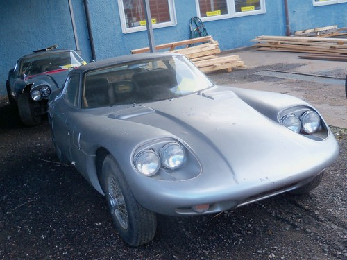 Marcos 1800gt photo - 1