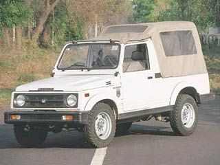 Maruti gypsy photo - 1