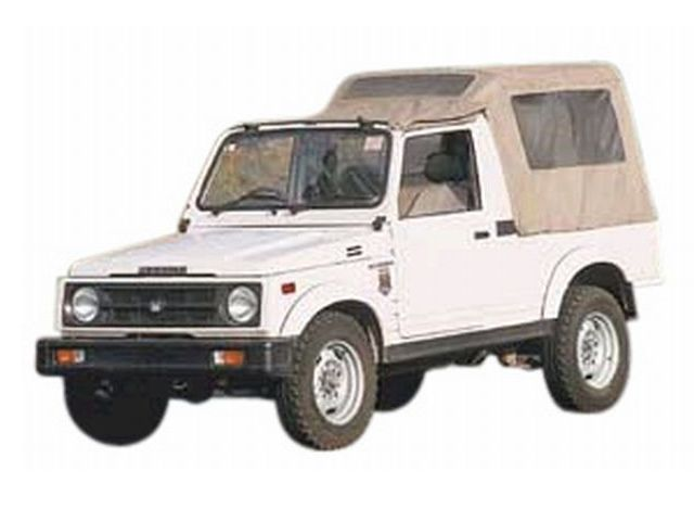 Maruti gypsy photo - 3