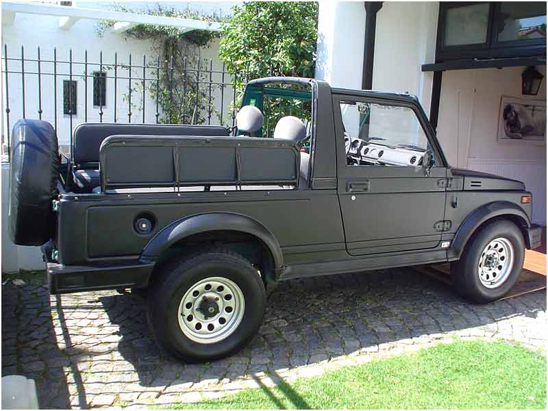 Maruti gypsy photo - 4
