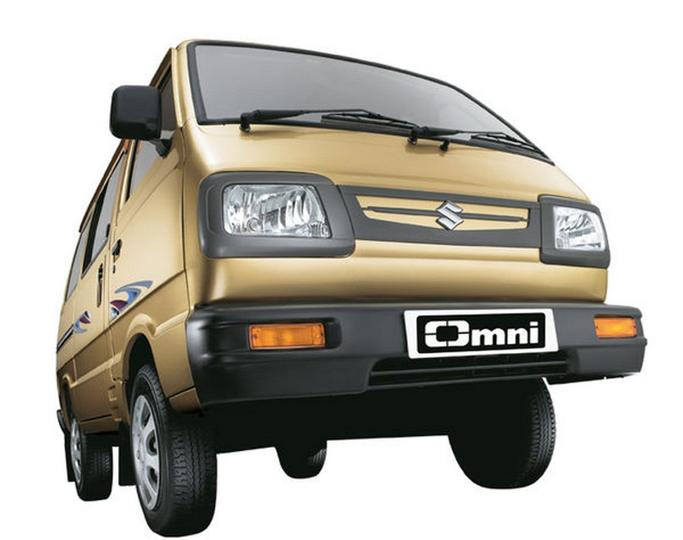Maruti omni photo - 1