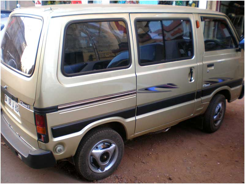 Maruti omni photo - 2
