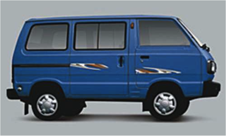Maruti omni photo - 3