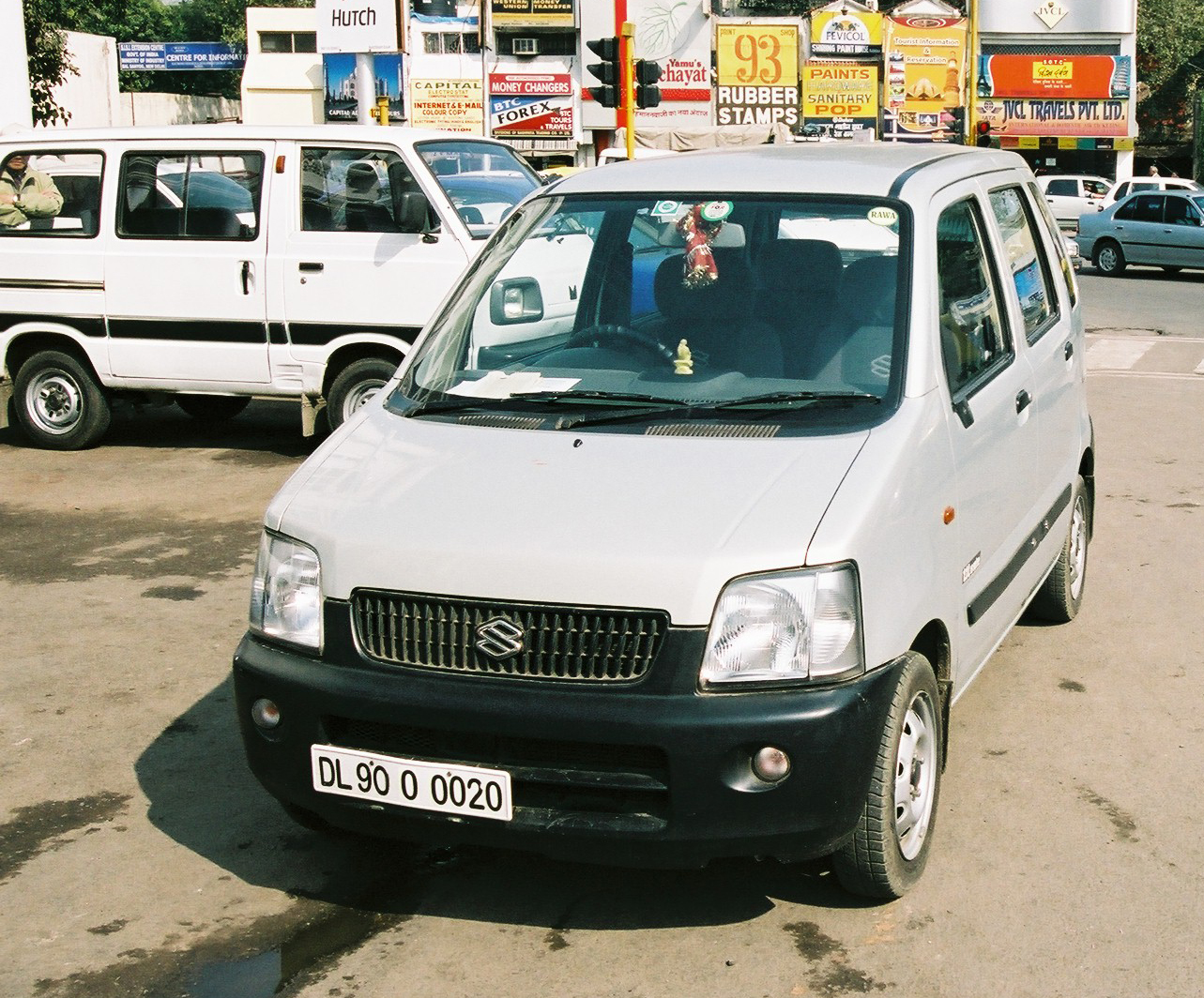Maruti wagon photo - 2