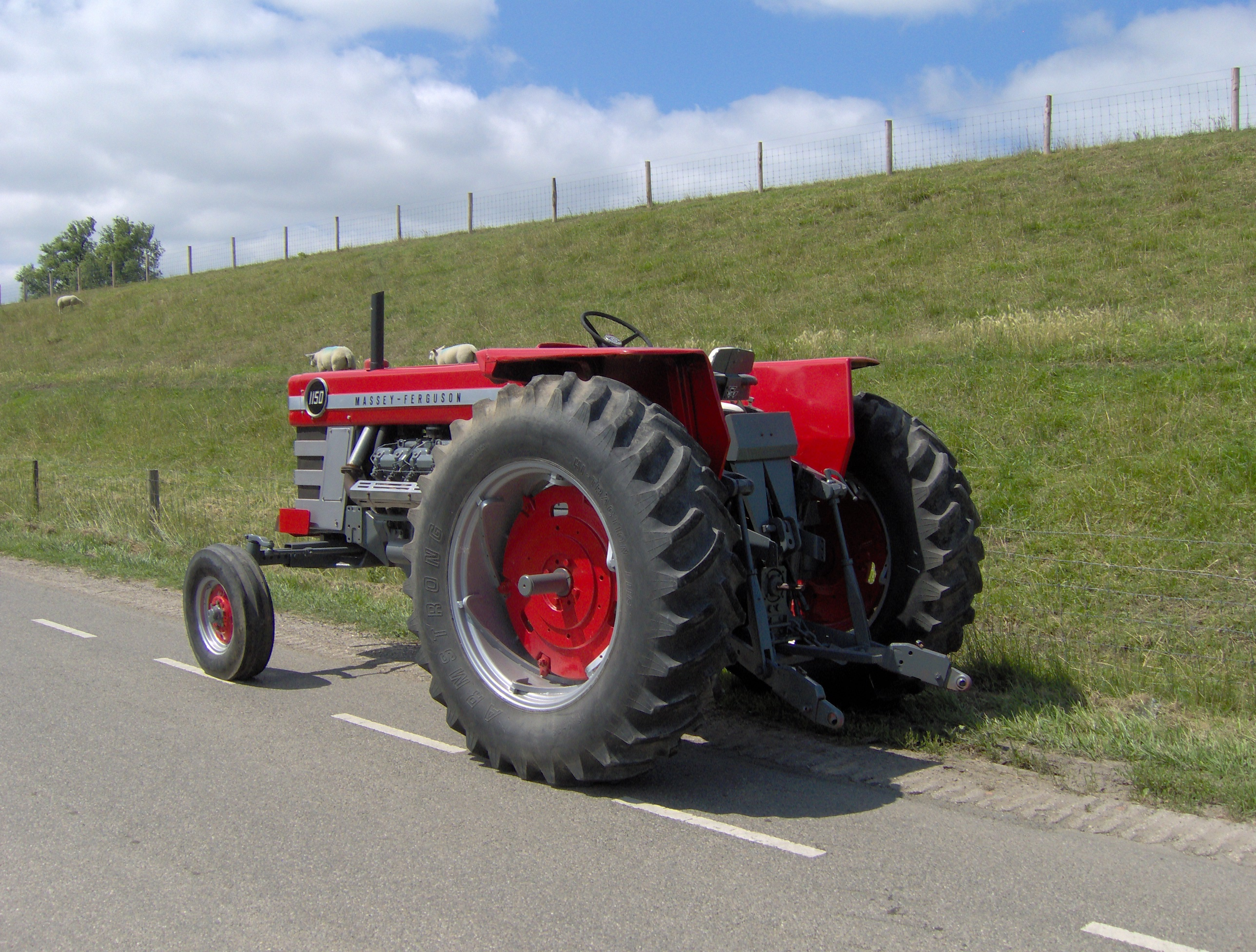 Massey-ferguson 1150 Amazing Photo on OpenISO ORG - Collection of