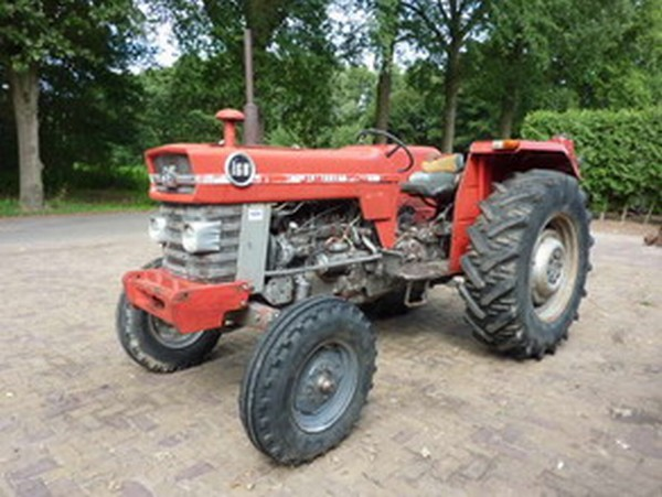 Massey ferguson 168 photo - 1