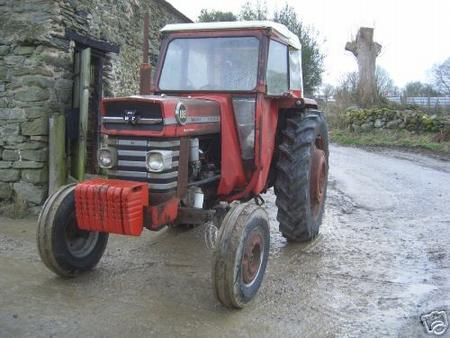 Massey ferguson 188 photo - 1