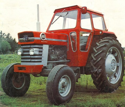 Massey ferguson 188 photo - 4