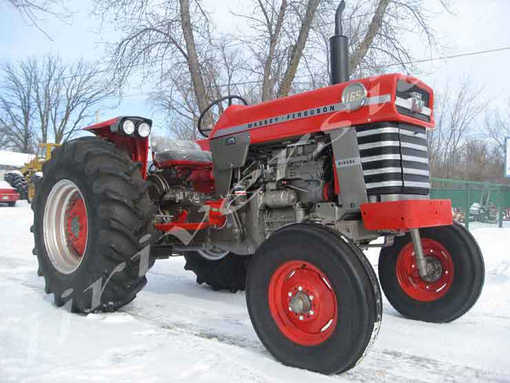 Massey ferguson 203 photo - 1