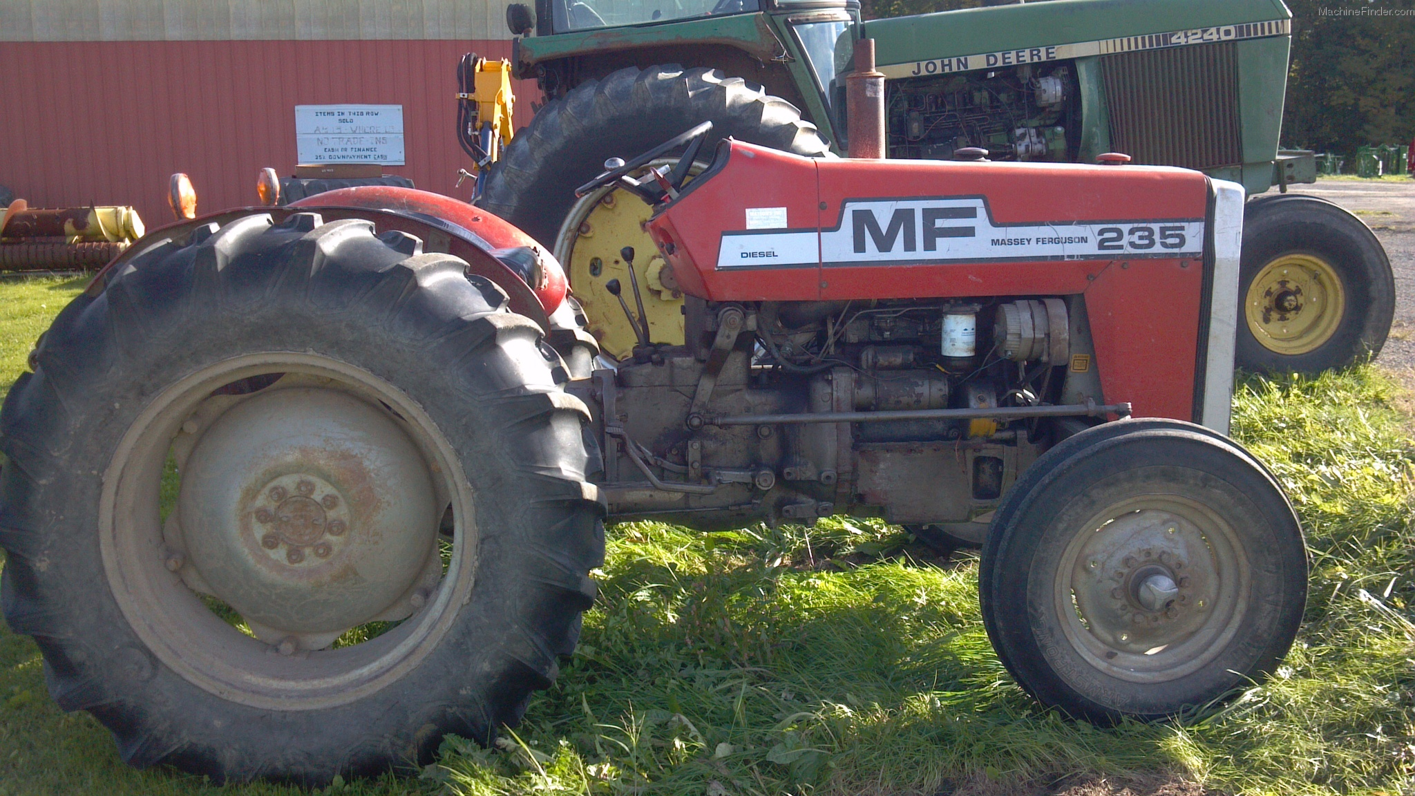 Massey ferguson 235 photo - 4