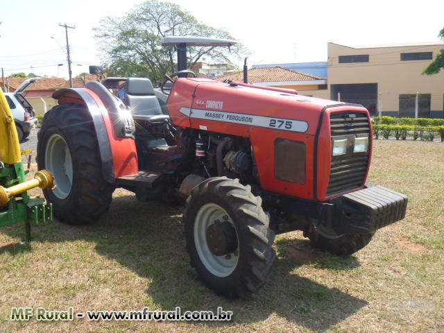 Massey ferguson 275 photo - 4