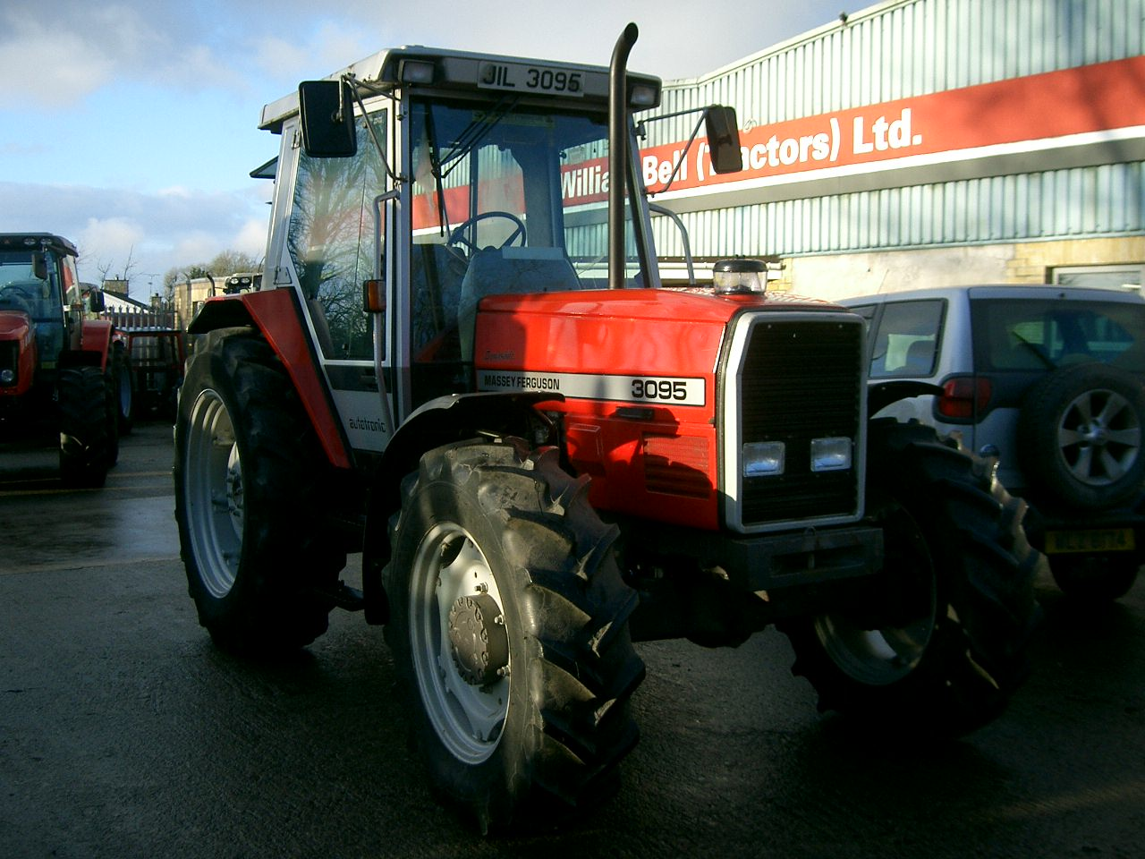 Massey ferguson 3095 photo - 1