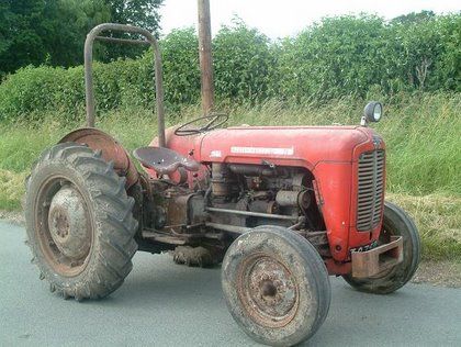 Massey ferguson 35 photo - 1
