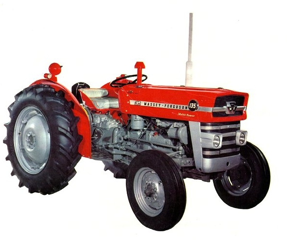 Massey ferguson 35 photo - 4