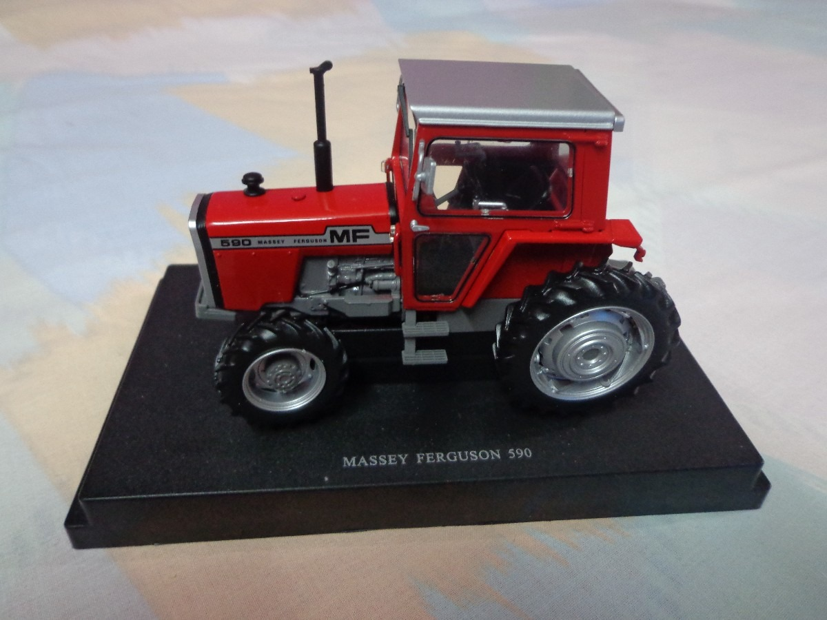 Massey ferguson 590 photo - 2