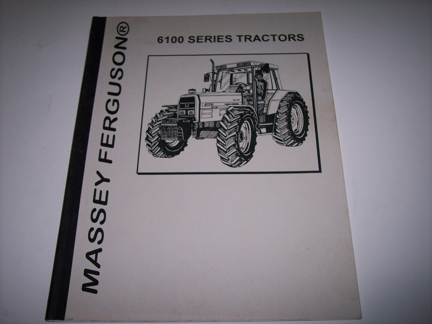 Massey ferguson 6100 photo - 1