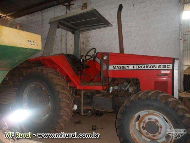 Massey ferguson 620 photo - 4