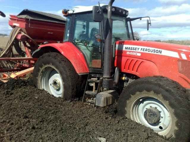Massey ferguson 6490 photo - 1