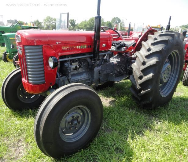 Massey ferguson 65 photo - 4