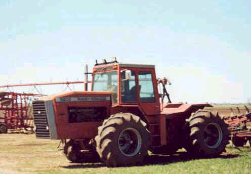 Massey ferguson 760 photo - 4