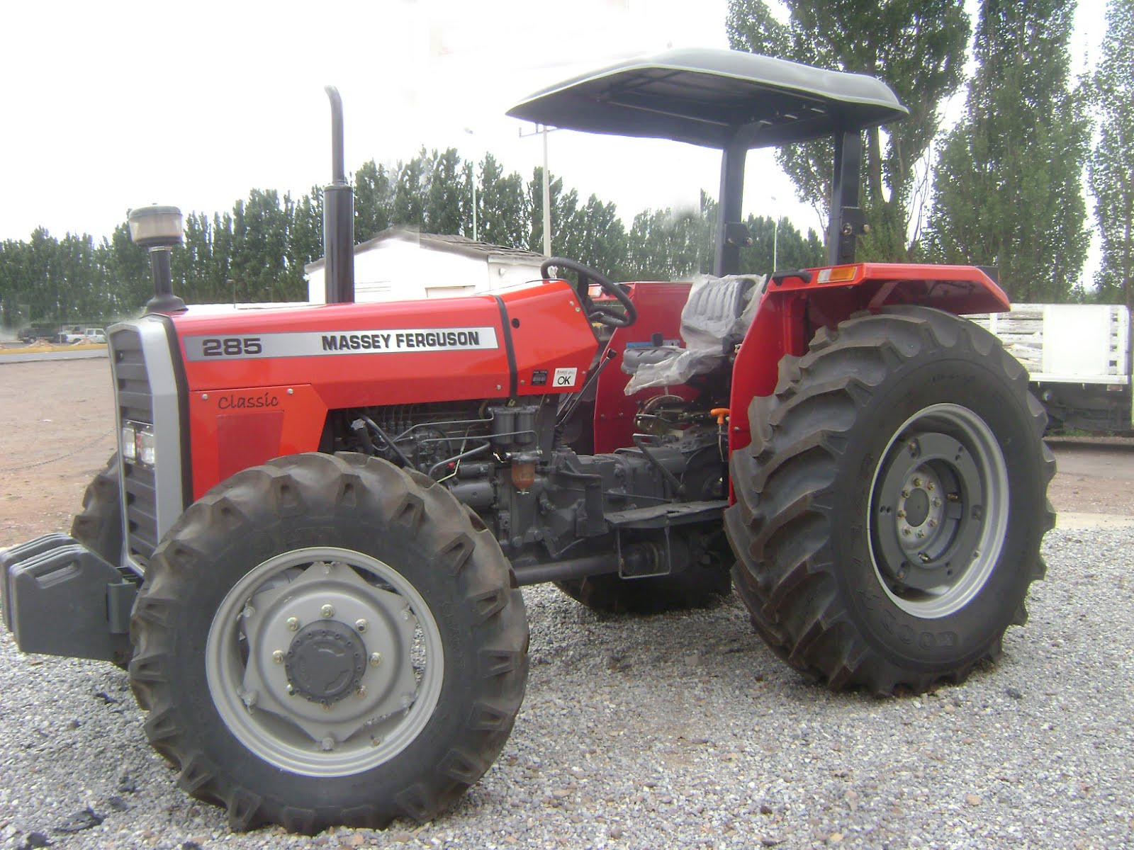 Massey ferguson 86 photo - 2