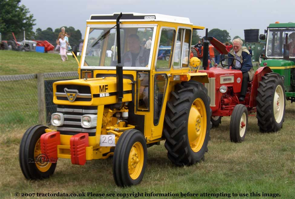 Massey ferguson mf photo - 1