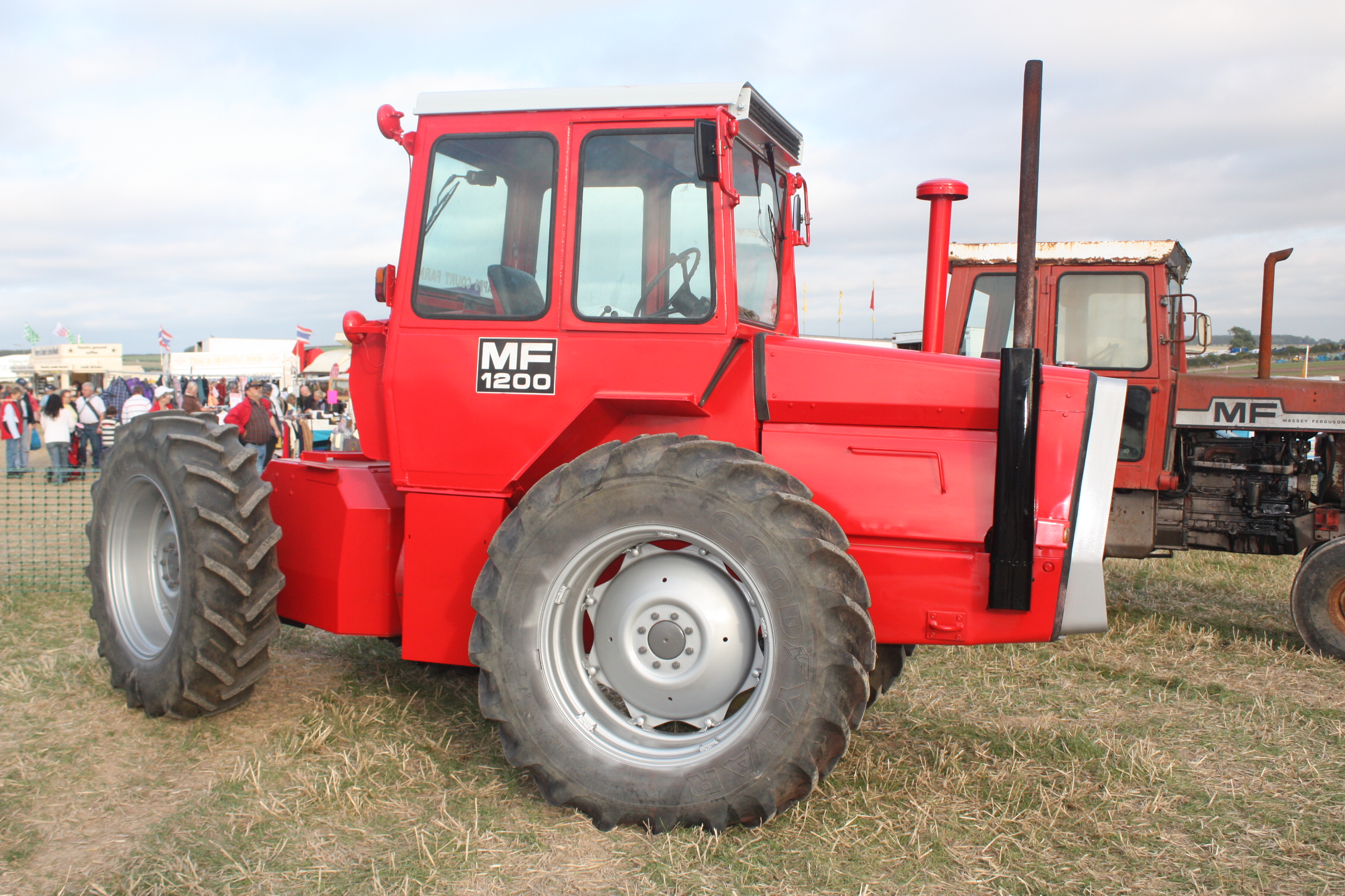 Massey ferguson mf photo - 3