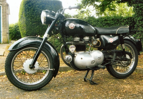 Matchless g2 photo - 1