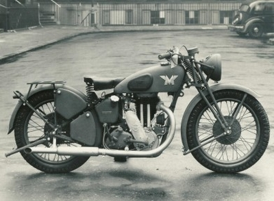 Matchless g3l photo - 4