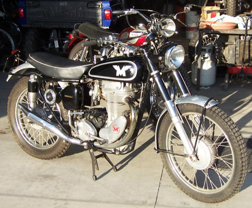 Matchless g80 photo - 1