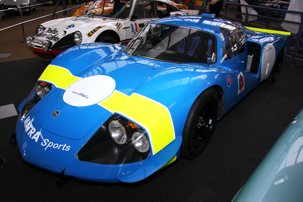 Matra ms630 photo - 2