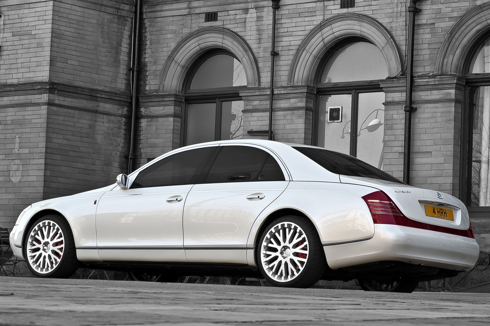 Maybach 57 photo - 1