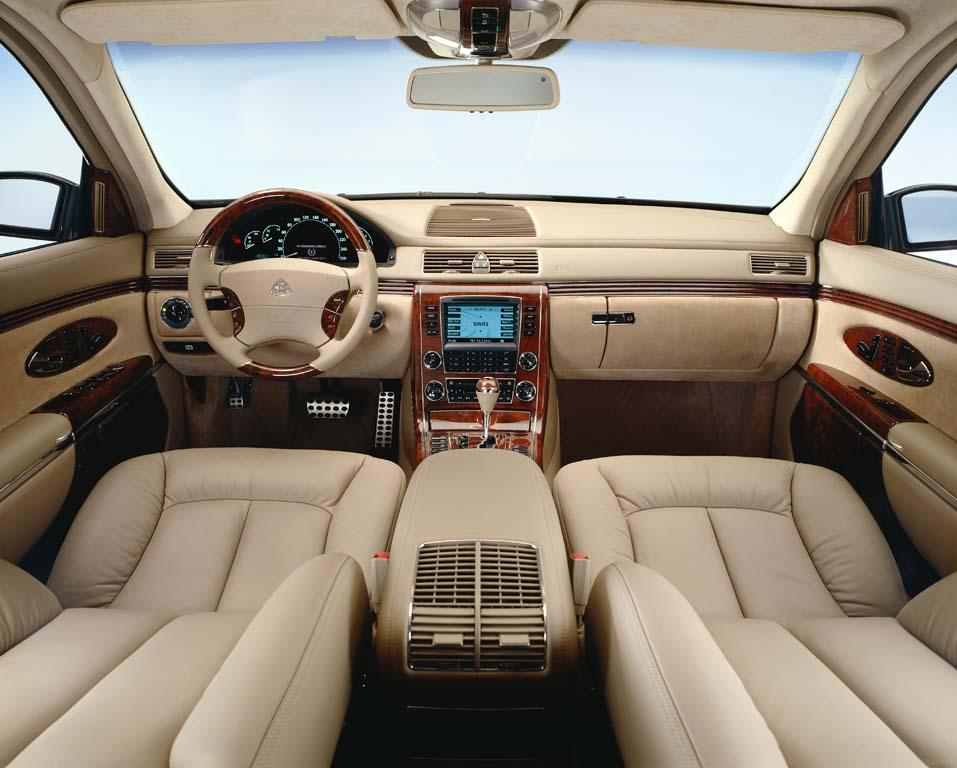 Maybach 57 photo - 3