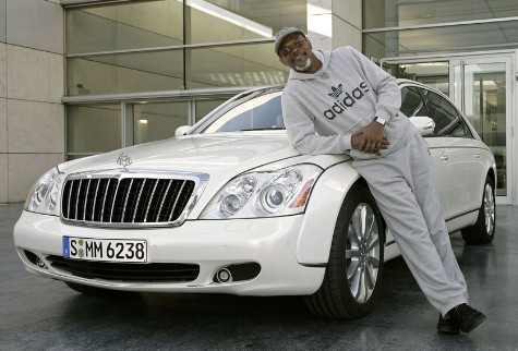 Maybach 57s photo - 1