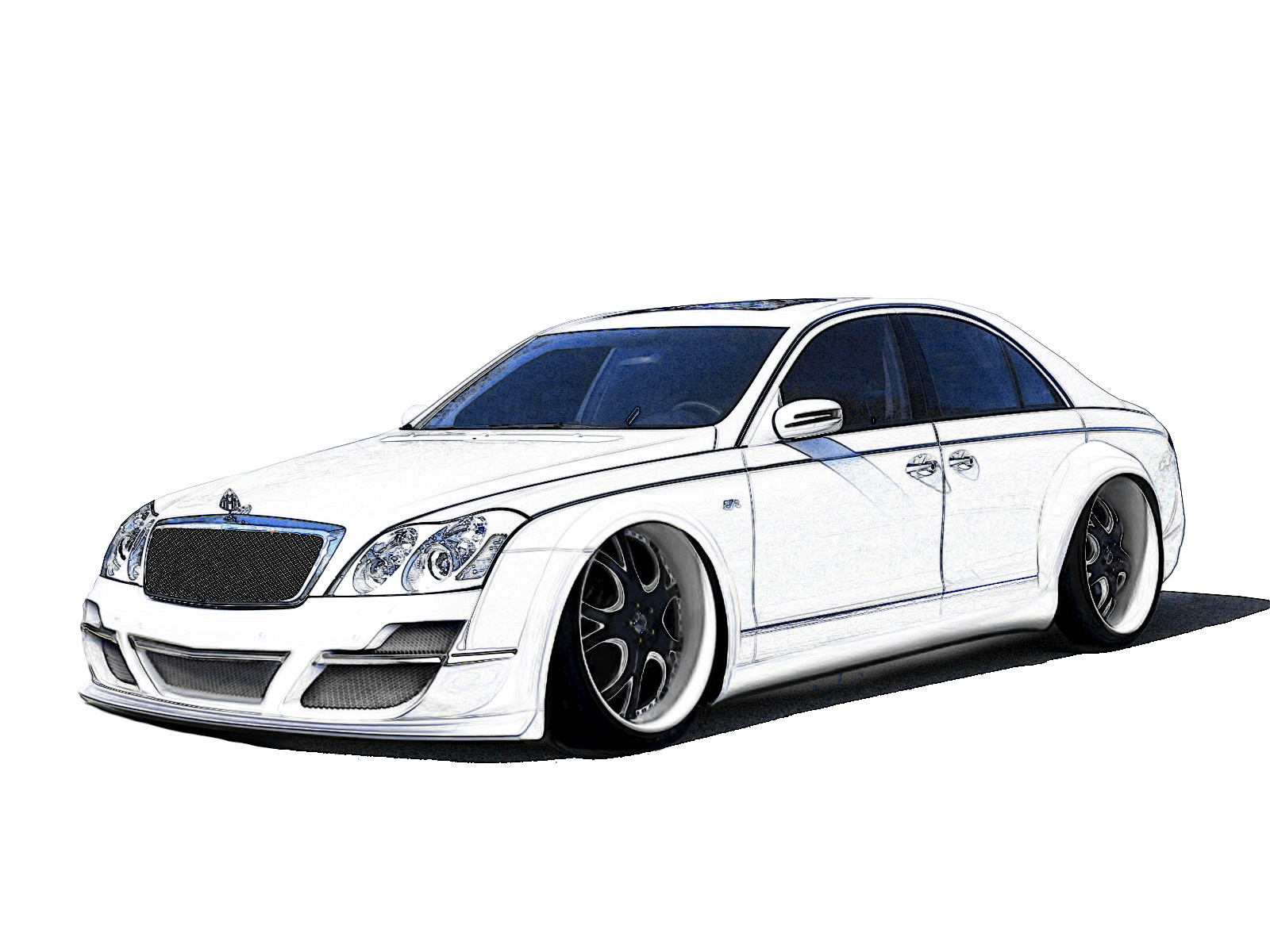 Maybach 57s photo - 2