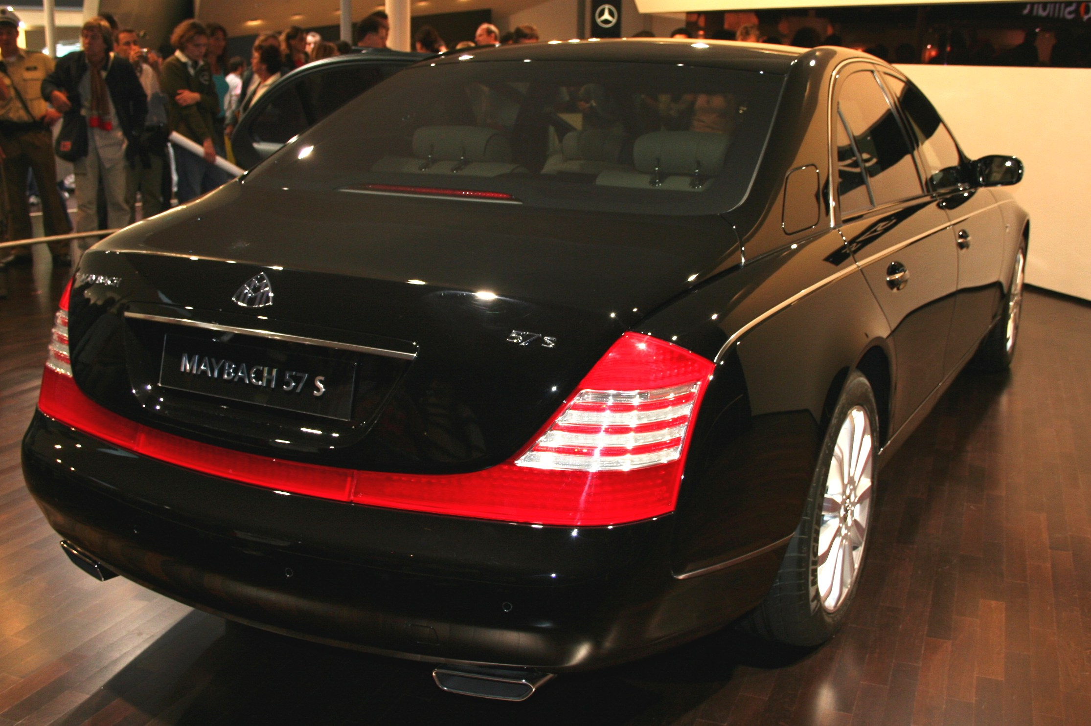 Maybach 57s photo - 3