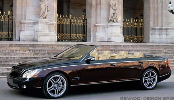 Maybach 57s photo - 4