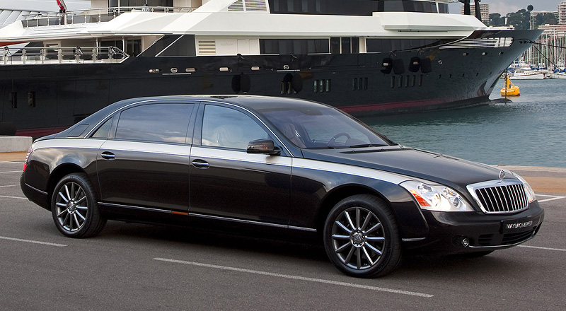 Maybach 62 photo - 1
