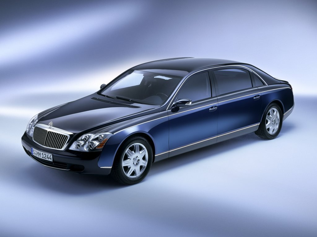 Maybach 62 photo - 3