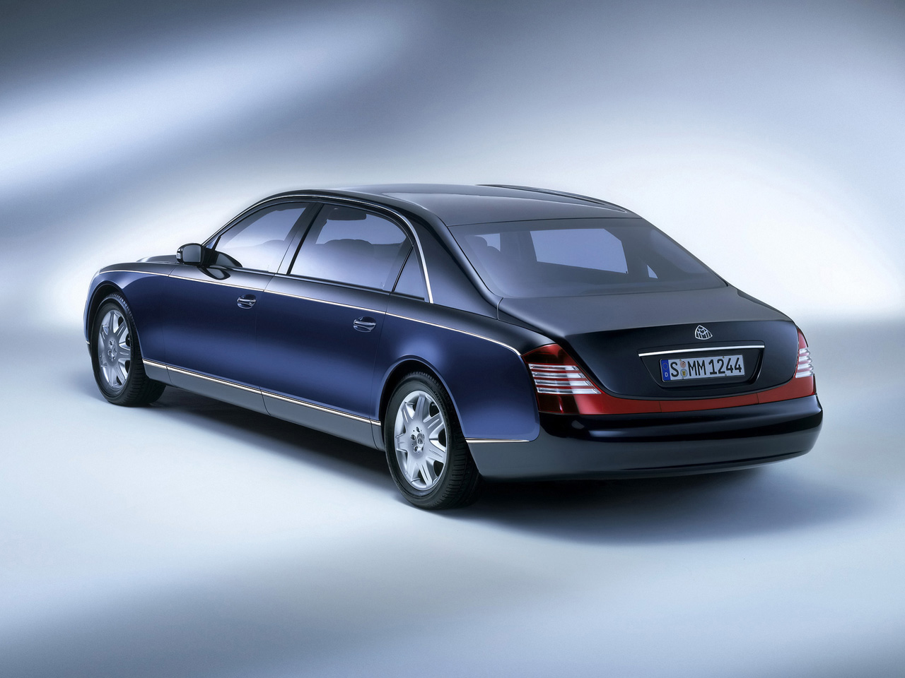 Maybach 62 photo - 4
