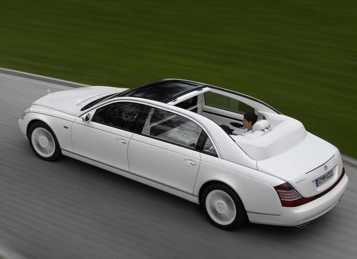 Maybach 62s photo - 2