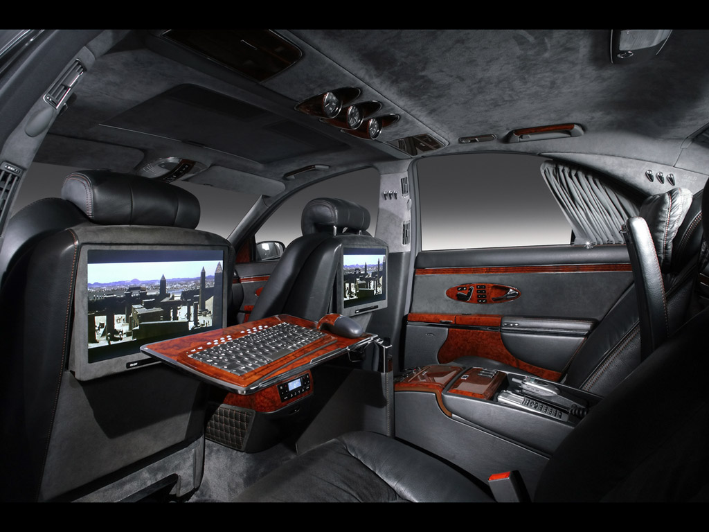 Maybach 8 photo - 1
