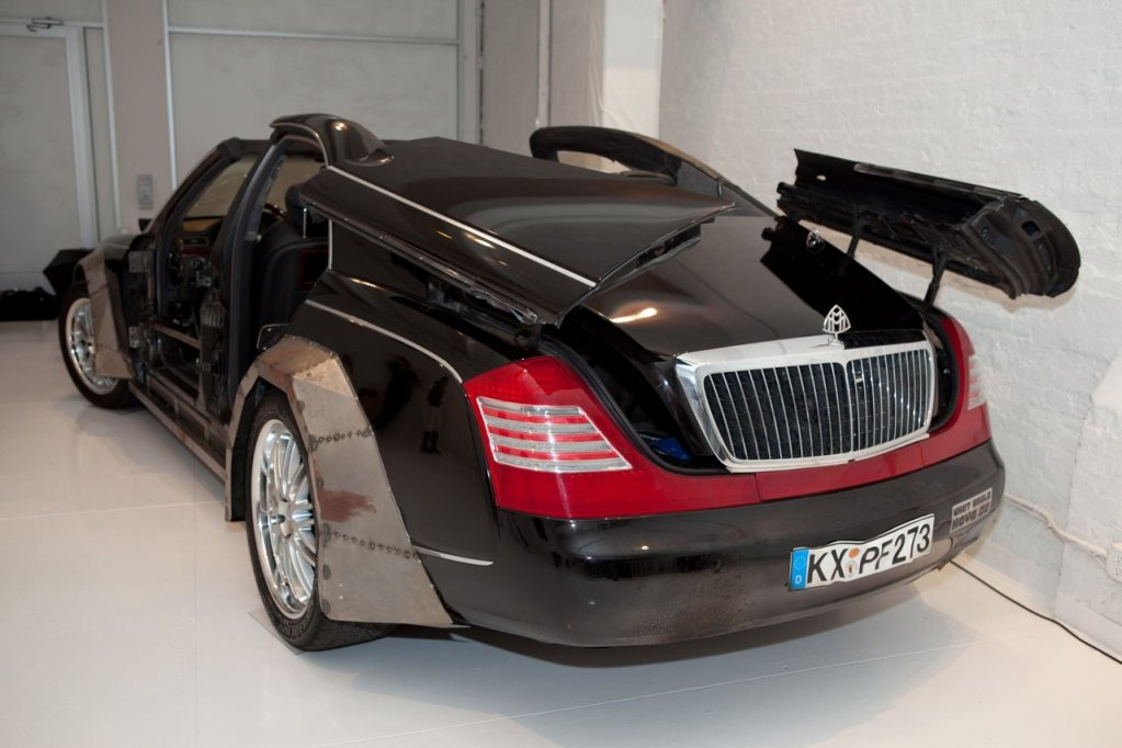Maybach 8 photo - 2