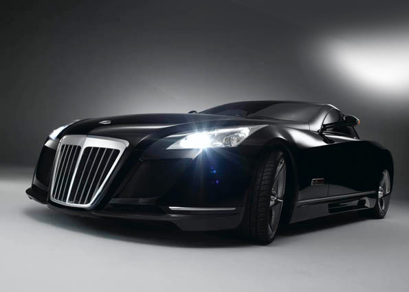 Maybach 8 photo - 4