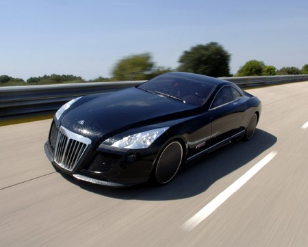 Maybach exelero photo - 1