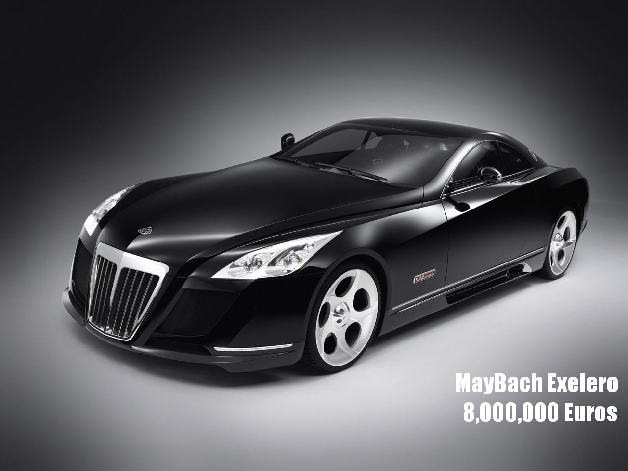 Maybach exelero photo - 2
