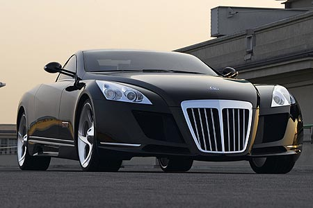Maybach exelero photo - 3